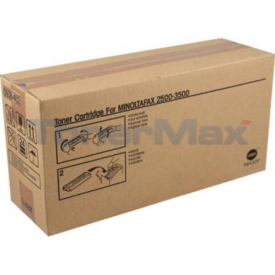 MINOLTA 2500 TONER CARTRIDGE BLACK